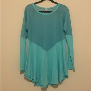 NWOT Boutique Mint Green Tunic